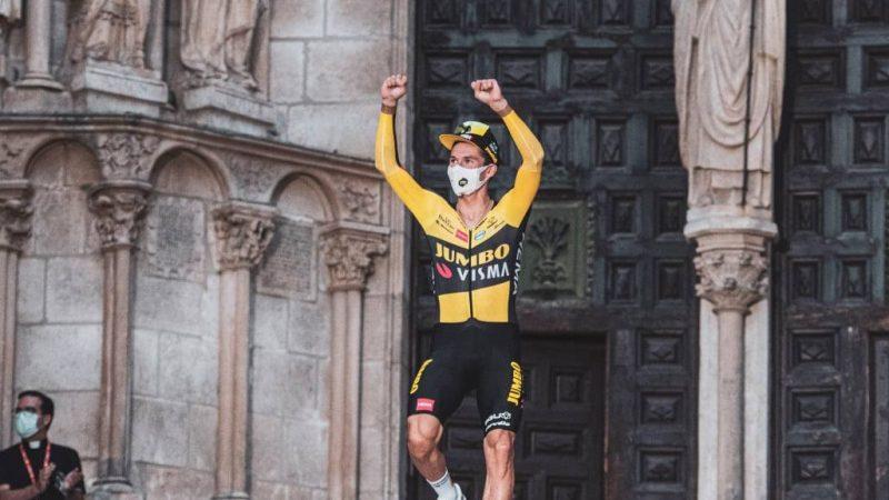 La Vuelta 2021 – Primoz Roglic vence etapa 1