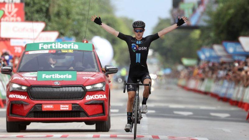 La Vuelta 2021 – Michael Storer vence etapa 10