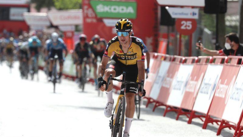 La Vuelta 2021 – Primoz Roglic vence etapa 11