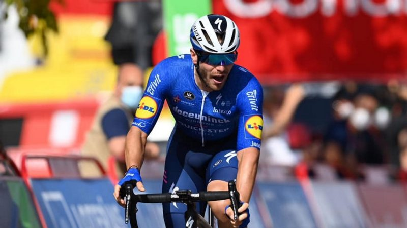 La Vuelta 2021 – Florian Senechal vence etapa 13