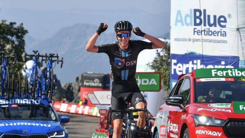 La Vuelta 2021 – Romain Bardet vence etapa 14