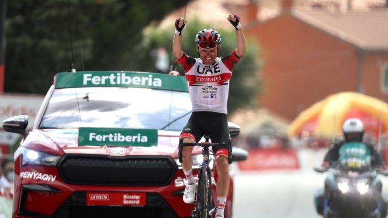 La Vuelta 2021 – Rafal Majka vence etapa 15
