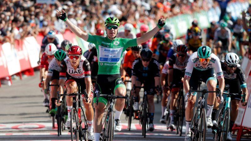 La Vuelta 2021 – Fabio Jakobsen vence etapa 16