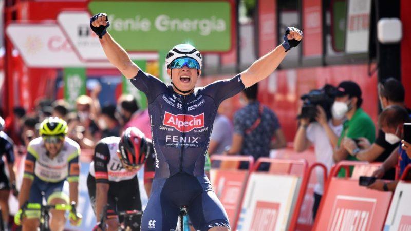 La Vuelta 2021 – Jasper Philipsen vence etapa 2