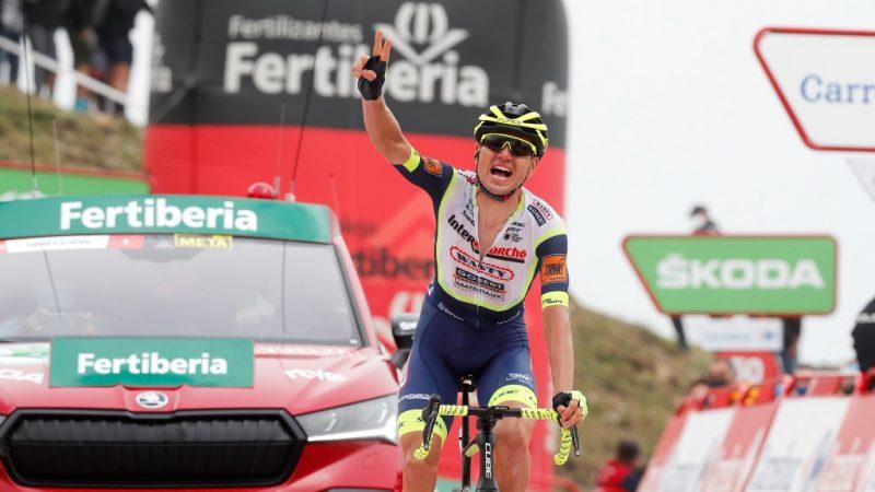 La Vuelta 2021 – Rein Taaramae vence etapa 3