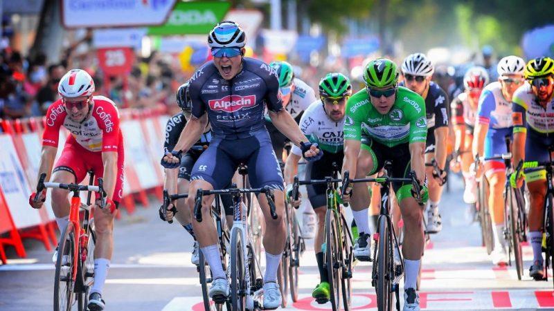La Vuelta 2021 – Jasper Philipsen vence etapa 5