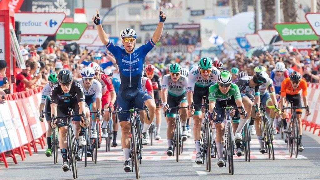 La Vuelta 2021 – Fabio Jakobsen vence etapa 8