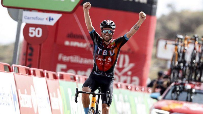 La Vuelta 2021 – Damiano Caruso vence etapa 9
