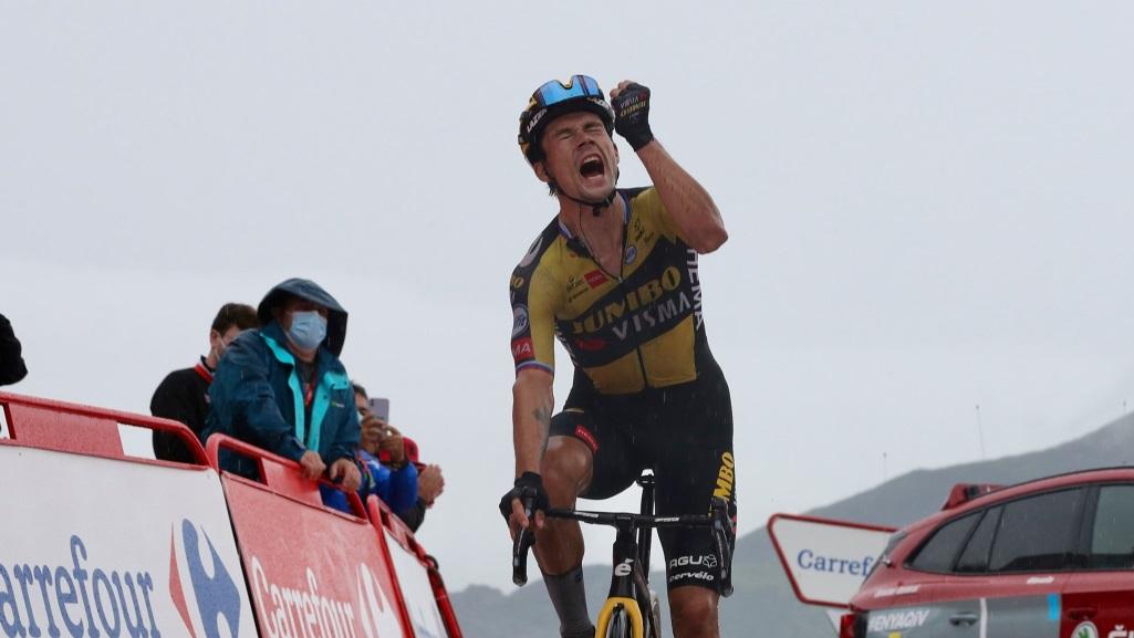 La Vuelta 2021 – Primoz Roglic vence etapa 17