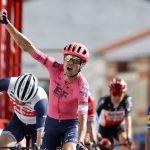 La Vuelta 2021 – Magnus Cort vence etapa 19